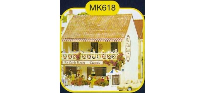mkd mk618 Crêperie