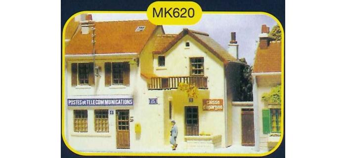 mkd MK620 poste et banque caisse epargne