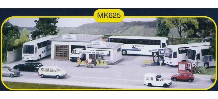mkd mk625 Gare routière