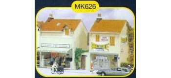mkd mk626 Les halles et agence immobilière