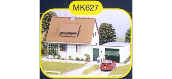 mkd mk627 Villa avec garage