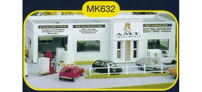 mkd mk632 Imprimerie