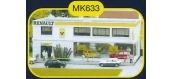 mkd mk633 Concessionnaire Renault
