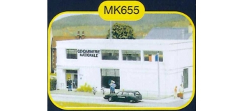 mkd MK655 gendarmerie
