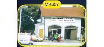 mkd mk657 Réparateur de tracteurs