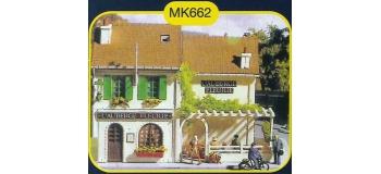 mkd mk662 Auberge fleurie