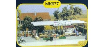 mkd mk677 Marché Saint germain