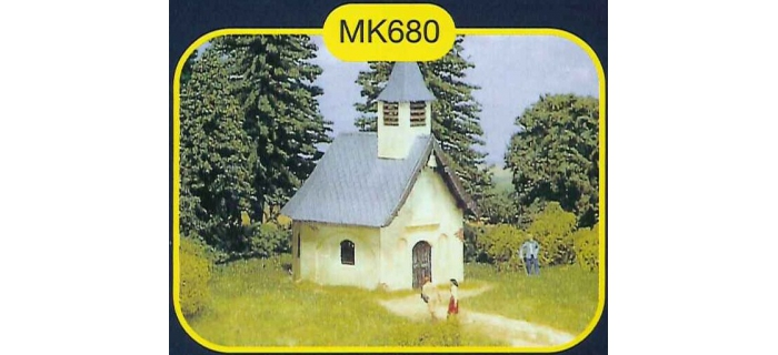 mkd mk680 Chapelle de Saint Forget