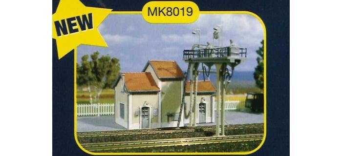 mkd mk8019 Sablerie, huilerie et distributeur de T.I.A