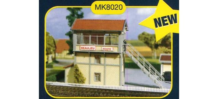 mkd mk8020 Poste d'aiguillage
