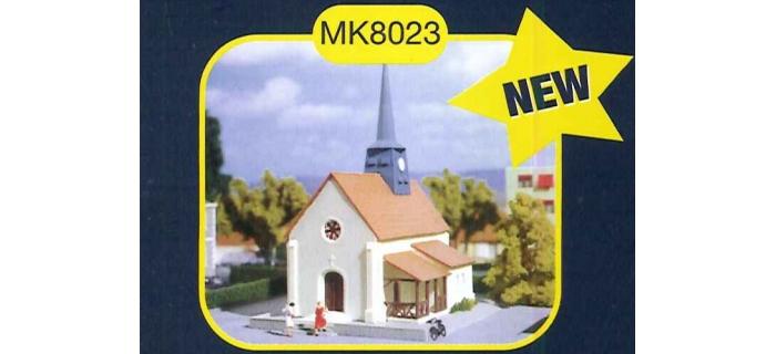 mkd mk8023 Eglise du village