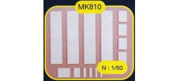 mkd mk810 Quais