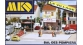 Modélisme ferroviaire : MKD MK682 - Bal des pompiers.