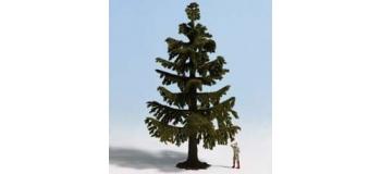 sapin de nordmann 13 cm no 28210 noch arbres et arbustes easy miniatures. Black Bedroom Furniture Sets. Home Design Ideas