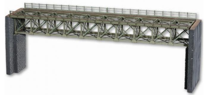 pont en acier no 67020 noch ponts et viaducs easy. Black Bedroom Furniture Sets. Home Design Ideas