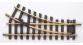 PIKO 35221 Aiguillage droit, R1 / 30° Modelisme ferroviaire