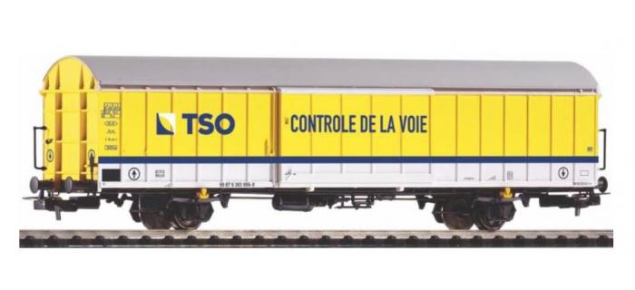 Modélisme ferroviaire : PIKO PI 55053 - Wagon de mesure TSO - Ep. V