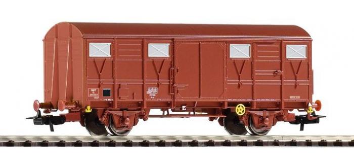 PIKO 54982 - Wagon couvert 2 essieux type Gs40, SNCF