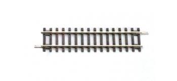 PIKO 55202 Rail droit, 119 mm