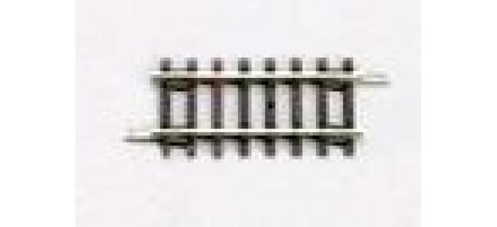 PIKO 55204 Rail droit, 107 mm