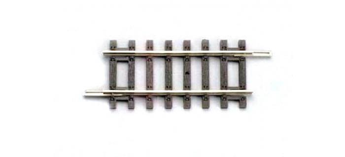 PIKO 55205 Rail droit, 107 mm
