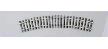 PIKO 55211 Rail courbe R1, R360 mm / 30°