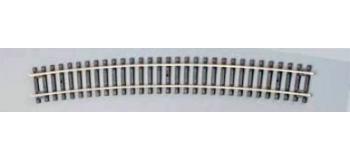 PIKO 55219 Rail courbe R9, R907,97 mm / 15°