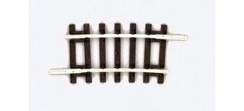 PIKO 55251 Rail courbe R1, R360 mm / 7,5°