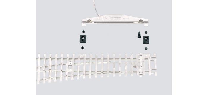 PIKO 55273 Kit de postionnement moteur aiguille (sous table)