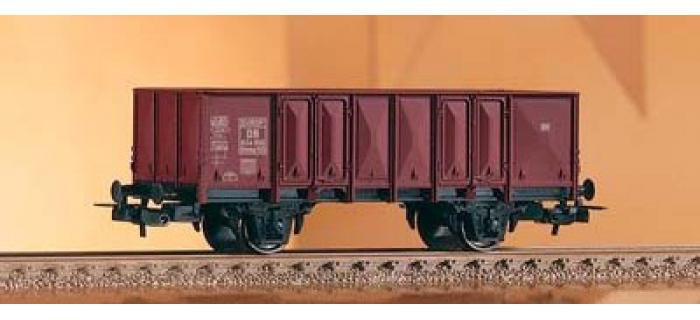 PIKO 57702 Wagon tombereau à 2 essieux, type Ommp50 Wagon train electrique