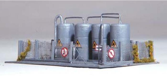 PIKO 60012 Citerne à fuel Modelisme ferroviaire diorama
