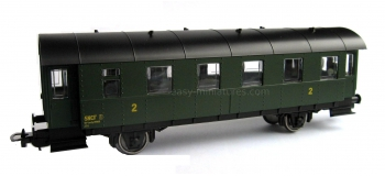 piko 96070 Voiture 2 essieux, 2e classe SNCF modelisme ferroviaire