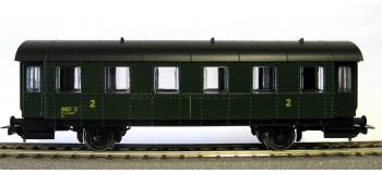 piko 96070 Voiture 2 essieux, 2e classe SNCF modelisme ferroviaire train electrique