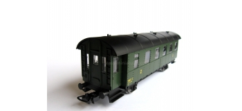 modelisme ferroviaire piko 96070 Voiture 2 essieux, 2e classe SNCF train electrique piko
