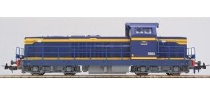 PIKO 96115S - Locomotive diesel 040 DG 68, SNCF, Digital + Son