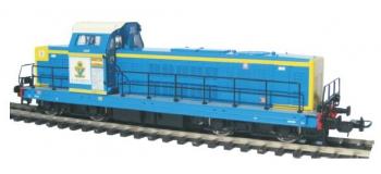PIKO 96126 - Locomotive diesel Vecchietti AT 3 ATA