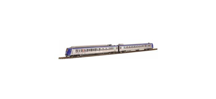 Modélisme ferroviaire : Autorail électrique SNCF, Z2 Z 7356, TER Région Centre