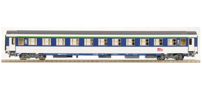 Modélisme ferroviaire : PIKO PI 97041 - Voiture Corail couchette - Ep. VI