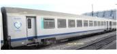 Modélisme ferroviaire  PIKO PI 97074 - Voiture Corail 2.Cl B10u SNCF