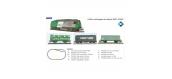 Modélisme ferroviaire : PIKO97925 - Coffret de départ marchandises analogique, avec locomotive BB 67400 FRET SNCF