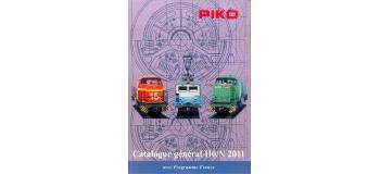 piko 99501F Catalogue PIKO HO / N 2011 modelisme ferroviaire
