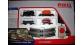Modélisme ferroviaire : PIKO PI1002 - Coffret de départ train vapeur marchandises