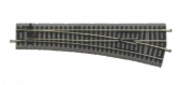 Modélisme ferroviaire : PIKO - PI 55421 - Rail PIKO A avec ballast, aiguillage WL - Aiguillage droit