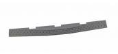 Modélisme ferroviaire : PIKO - PI 55444 - Rail PIKO A, socle de ballast pour moteur d'aiguillage, aiguillage courbe droite