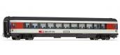 Modélisme ferroviaire : PIKO PI 57629 - Voiture IC 2ème classe SBB