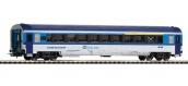 Modélisme ferroviaire : PIKO PI 57641 -Voiture Raijet Buffet CD