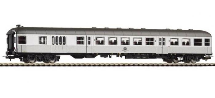 Train électrique : PIKO PI 57652 - Voiture pilote SILBERLING DB