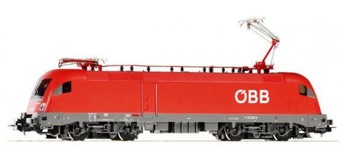 Modélisme ferroviaire : PIKO PI 57919 - Locomotive électrique TAURUS OBB