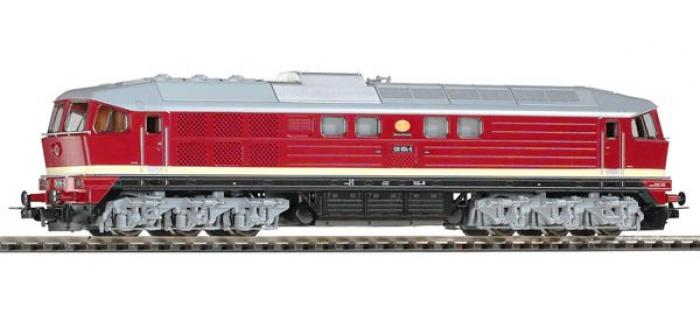 Modélisme ferroviaire:  PIKO PI 59748 - Locomotive diesel BR130 SON DR