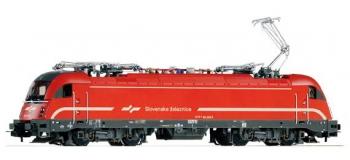 Modélisme ferroviaire : PIKO PI 59913 - Locomotive électrique RH1216 SZD